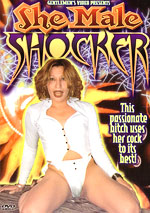 DVD - Shemale Shockers